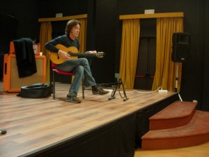 Clinic Dominic Miller (3)
