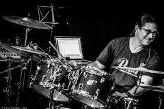 Mike Mangini 2015 foto by Andrea Stefanello(37)